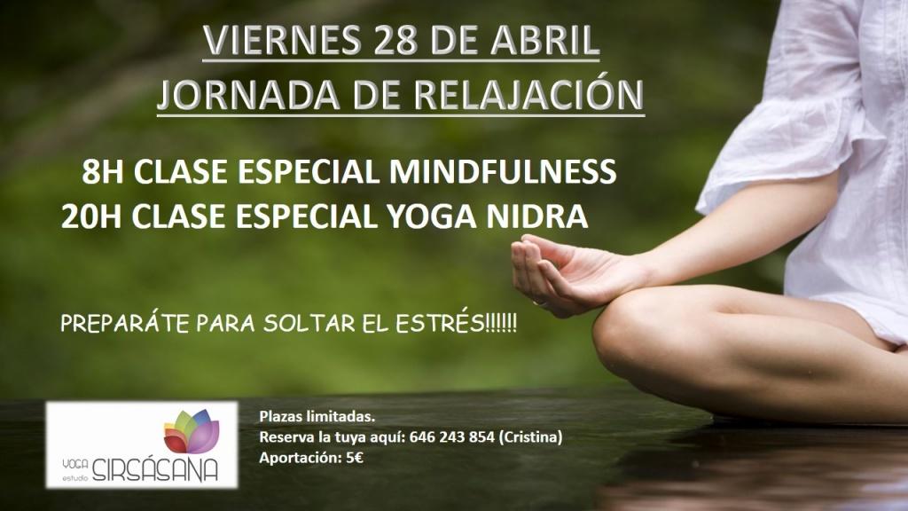 Yoga Nidra y Meditación