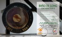 BAÑO DE GONG DE LA MANO DE HOPE FORTE