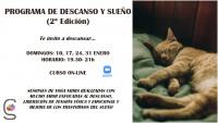 Programa Descanso y Sueño (2ª Edición)