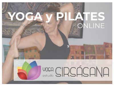 yoga y Pilates Online Febrero 2021