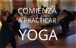 Comienza a practicar Yoga